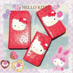 とってもキュートなキティちゃんのスマートフォンケースだよ♡  みんなはどんなケースを使っていますか?  Kawaii★Camで教えてね♡!   Check out these super cute Hello Kitty smart phone cases!  Let us know what kind of case you use by uploading a picture on Kawaii★Cam♡   Photo taken by Princess Min on Kawaii★Cam    Join Kawaii★Cam now :)   For iOS:   https://itunes.apple.com/jp/app/kawaii-xie-zhen-jia-gonghakawaiikamu*./id529446620?mt=8    For Android :   https://play.google.com/store/apps/details?id=jp.co.aitia.whatifcamera    Follow me on Twitter :)…