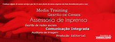 Cover comemorativa para Facebook - cliente: Escritório de Jornalismo