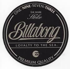 Resultado de imagen para billabong logo 2014