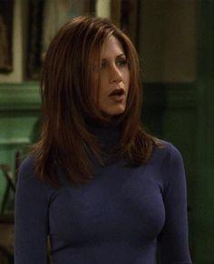 Jennifer Aniston looking hot as Rachel Green on Friends