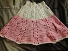My 2nd toddler poncho. This has slits for the arms and a hood.