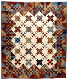 Glad Creations Patterns-a bazillion scrappy patterns, all amazingly gorgeous. She does great pieced borders.