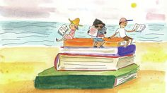 Looking for books to feed your child's curiosity and ignite the social activist inside of them? Here's our list of children's books to keep your child occupied all summer long.