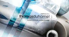 DUHAMEL THOMAS_PORTFOLIO_2011_WEB  I'm a third year Transport Design Student looking for a six months Internship. Here, you can see my 2011 Portfolio!!