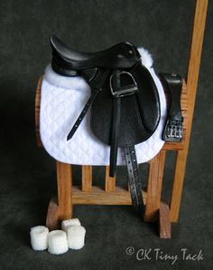 CK Tiny Tack: Saddles
