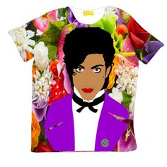 PRINCE... the artist formally know as... UNISEX by kayciwheatley, $38.00