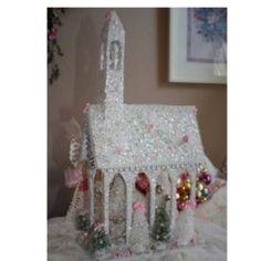 Glitter church