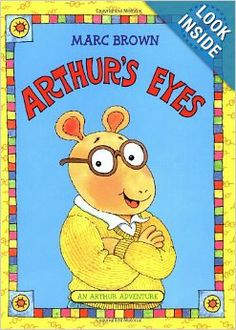 Arthur's Eyes: An Arthur Adventure (Arthur Adventure Series): None of Arthur's friends wear glasses and his classmates tease him! But when he stops wearing them, he gets in all kinds of trouble. Maybe four eyes really are better than two. Halloween Costumes Glasses, Costumes With Glasses, Halloween Costumes For Kids, Arthur Read, Storybook Character Costumes, Kids Book Series, Kids Glasses, Thing 1, Preschool Curriculum