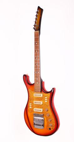My newest guitar!  Ural 650  www.sixtiesguitars.com