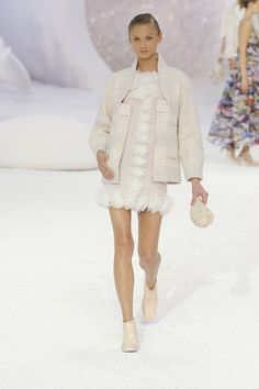 CHANEL  Spring 2012 Collection