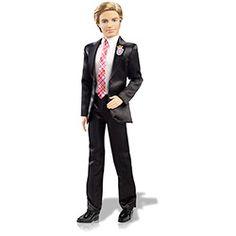 Barbie - Escola de Princesas - Príncipe Nicholas