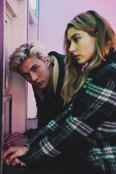 Lucky Blue for Hilfiger Denim Fall/Winter 2016 Campaign ❤