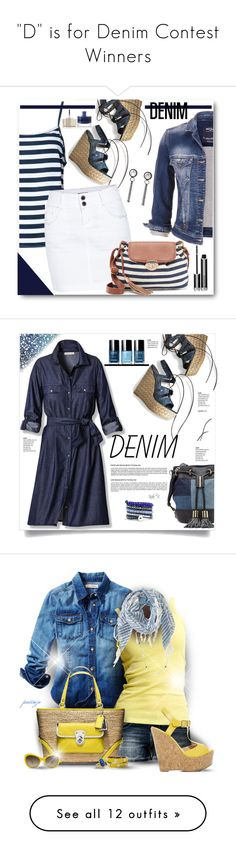 """""D"" is for Denim Contest Winners"" by colierollers ❤ liked on Polyvore featuring maurices, Stuart Weitzman, Morgan, Under One Sky, Sian Bostwick Jewellery, Smith & Cult, Givenchy, Denimondenim, See by Chloé and Bling Jewelry"