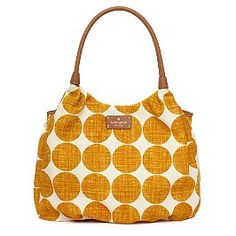 kate spade bag - sunny and bright, just like your personality. go get 'em.