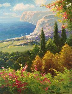 GERHARD NESVADBA - Paintings