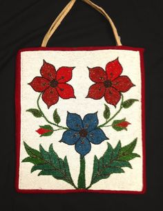 """The Corner Mercantile Authentic """"Indian Goods"""" by BeadworkMasterPieces Indian Beadwork, Native Beadwork, Native American Beadwork, Beaded Earrings Patterns, Seed Bead Patterns, Beading Patterns, Beaded Purses, Beaded Bags, Beaded Moccasins"""