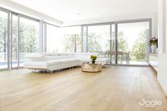 Floor Specification Type: Oggie FSC European Oak Legno Living  Thickness: 15