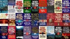 Mary Higgins Clark books