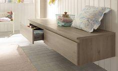 burgbad Bel: Sideboard or seat