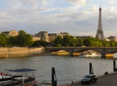 I really want to go to Paris!!! :)