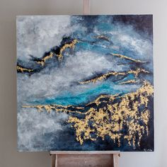 My Arts, Artwork, Gold, Painting, Work Of Art, Auguste Rodin Artwork, Painting Art, Artworks, Paintings