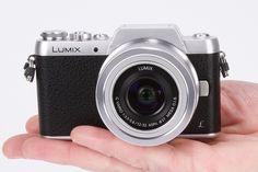 Panasonic Lumix GF7 Review -  product shot 1