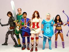 The Guild- LOVE this show :D