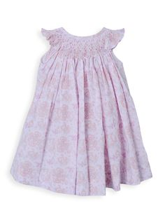 Vintage Smock Dress by Feather Baby at Gilt