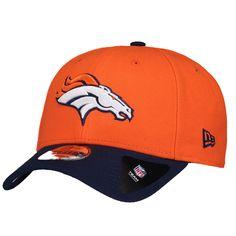 Boné New Era NFL Denver Broncos 940 Laranja Somente na FutFanatics você  compra agora Boné New 1ce571f7f3a