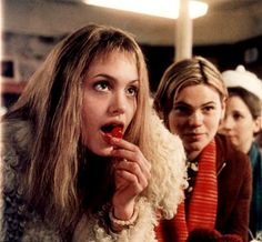 Angelina Jolie- Girl Interrupted