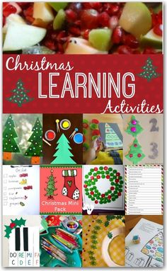 Fun ways to learn at Christmas