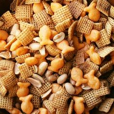 Cajun Chex Mix _ 22 Savory Chex Mix Recipes To Make Your Mouth Water (1 of 22)
