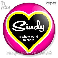 Sindy ~ pin #badge or #fridge magnet [45mm] #retro toys,  View more on the LINK: http://www.zeppy.io/product/gb/2/252272615617/