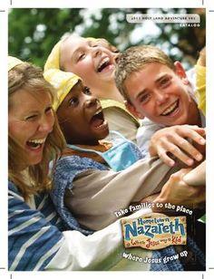 Hometown Nazareth VBS Catalog