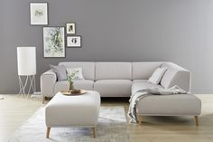 Klare Linien und weiche Rundungen treffen bei NEO aufeinander und zaubern behagliche Wohnlichkeit. Ein Sofa, so vielseitig wie Sie und Ihr Wohnstil! NEO besticht durch einen festen Rücken mit ergonomisch geformtem Schaumstoff und lässt...
