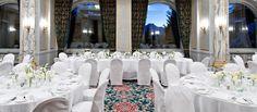 Carlton Hotel St. Moritz :: WedMap Carlton Hotel, Alps, Romance, Table Decorations, Classic, Winter, Furniture, Home Decor, Interior Designing