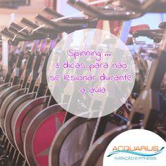 #AcquariusFitness Spinning, 3 dicas para não se lesionar durante a aula Uma das mais queridinhas nas academias, a aula de spinning tem ganhado cada vez mais adeptos por ser ... Veja mais em http://www.acquariusfitness.com.br/blog/spinning-3-dicas-para-nao-se-lesionar-durante-a-aula/#VenhapraAcademia #VenhapraAcquariusFitness #FaçaSpinning #PratiqueSaude