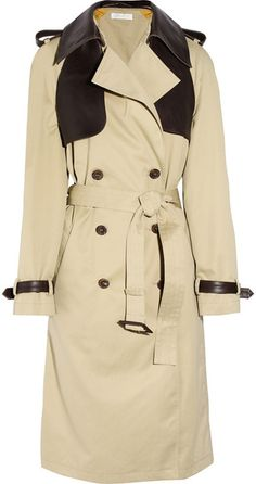 Dear Burberry trench coat, at last, you have some real competition. Please up the ante and come back with something mind-blowingly awesome. I await your response, eagerly.    Sincerely.   Burberry trench coat owner and long time lover of Burberry Prorsum.