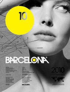 Barcelona Showusyourtype Exhibit by Anthony Dart