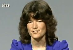 Sally Ride...
