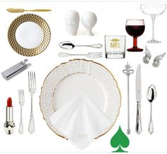 A Mrs. Holiday Table Setting — Mrs. Lilien
