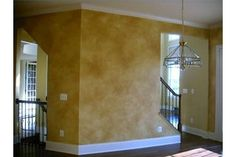 Color-washing, rag rolling and dry-brushing are techniques that give your walls a Tuscan finish when you apply them over rough plaster to heavily textured drywall. The sun-drenched, rich hues of the…More Faux Finishes For Walls, Faux Walls, Textured Walls, Wood Walls, Painted Walls, Plaster Walls, Faux Painting Walls, House Painting, Wall Paintings