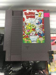 Nintendo NES Bubble Bobble Part 2