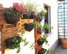 Jardim Vertical / Painel + Vaso