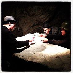 Halloween in Tytyri Mine Museum