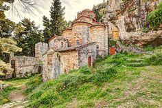 Peribleptos Monastery. Mystras. Constantinos Iliopoulos