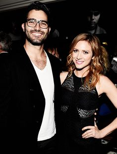 who dating tyler hoechlin dating your former doctor