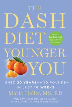 The DASH Diet Younger You Sample Menus