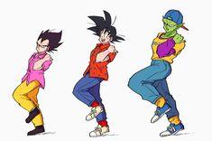 sarahw-world:Source sarahw-world: Source Dragon Ball Z, Dragonball Super, Dbz Memes, Manga Dragon, Funny Dragon, Fanart, Anime Characters, Character Design, Comic