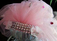 bachelorette veil, bachelorette party veil, bachlorette accent veil, rose pink veil , rose bridal party veil, hen party veil , veil by SuspendedStar on Etsy